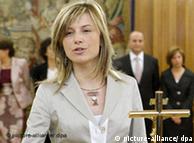 España en el puesto 17: una tarea para Bibiana Aido, la ministra de Igualdad española.