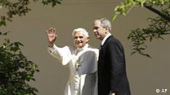 Papst Benedikt in Washington
