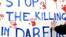 UN AU Hybridmission in Darfur