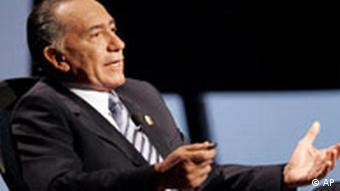 Paraguay Wahlen Kandidat Lino Cesar Oviedo