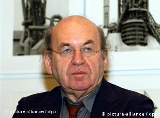 Bernd Becher em 2003