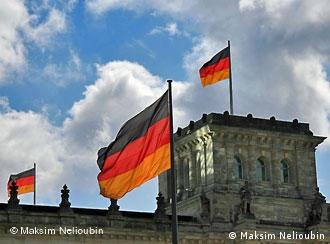 Рейхстаг - здание парламента Германии