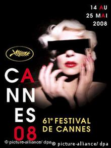 Poster for the 61st Cannes Film Festival