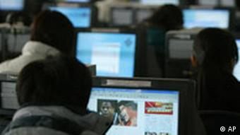 Internet Boom in China
