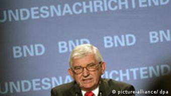 BND Head Ernst Uhrlau