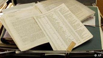 Schindler's original list