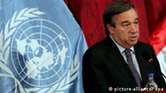 United Nations High Commissioner for Refugees, Antonio Guterres