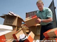 德国海关查获大量来自中国的仿名牌鞋