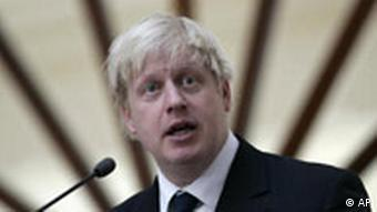 Boris Johnson (Quelle: AP)