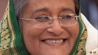 Premierministerin Sheikh Hasina (Foto: apn)