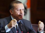 Как ще реагира турският премиер на очакваното решение за партията му?