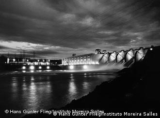 На гидроэлектростанции (фото из архива)
