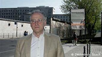 Konrad Weiß był jednym z pierwszych wolontariuszy Akcji w Polsce