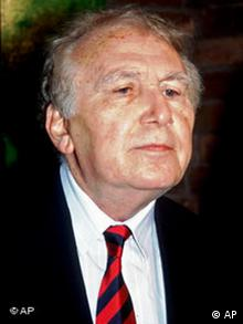 Undated photo of Syrian-born poet Nizar Qabbani who died at his London home Thursday, April 30, 1998. He was 75. Qabbani's work included political and social issues, later he also criticizing the male-dominance of Arab society and its attempts to deprive women of their rights.(AP Photo/HO-Al Wasat)