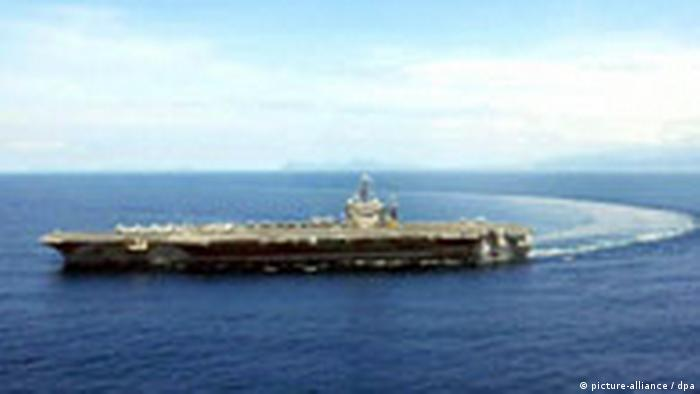 Flugzeugträger USS Abraham Lincoln (picture-alliance / dpa)