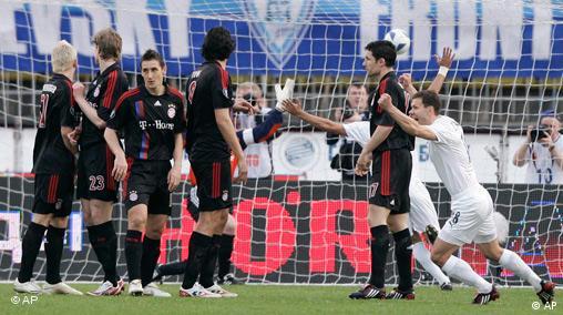 Репортаж про футбольный матч зенит бавария