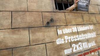 BdT Pressefreiheit Reporter ohne Grenzen