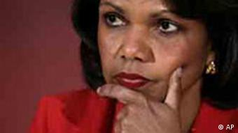 Porträt Condoleezza Rice
