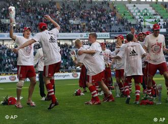 Bayern desbancó al VfB Stuttgart y es ¡el campeón!