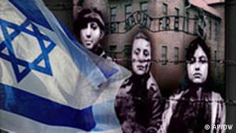 Holocaust Israel flag
