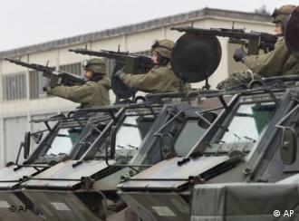 ДОВСЕ регулирует количество обычных вооружений, таких как танки, артиллерия, самолеты