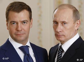 Дмитрий Медведев - Владимир Путин: операция Преемник завершается