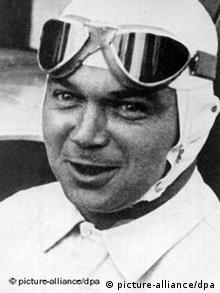 BG Rudolf Caracciola Hall of Fame des Sports Rennfahrer Motorsport 1901-1959