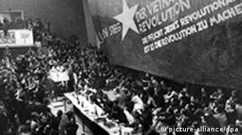 Internationale Vietnam-Konferenz in der TU Berlin 1968