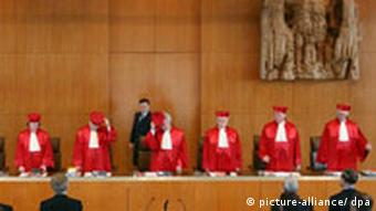 The German constitutional court Karlsruhe