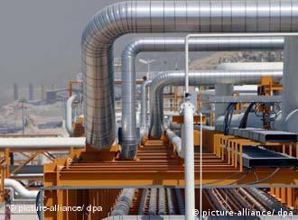 تاسیسات تولید گاز فاز پنجم میدان پارس جنوبی. آیا گاز ایران در آینده وارد بازار اروپا میشود؟