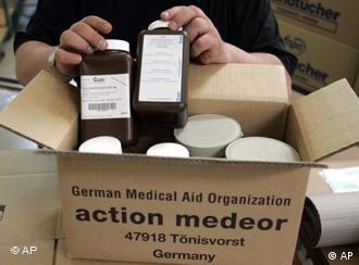 An aid package