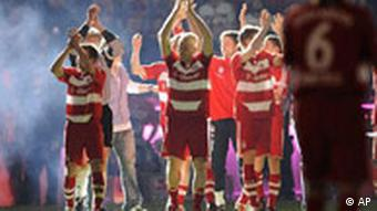 Deutschland Fußball Bundesliga FC Bayern DFB Pokal