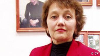 Russland Natalia Ewdokimowa Menschenrechtlerin