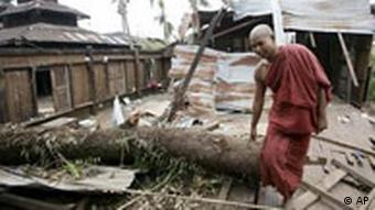 Cyclone Nargis left more than 140,000 people dead or missing in 2009
