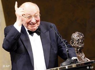 Ehrung mit dem Henri Nannen Preis 2008. AP