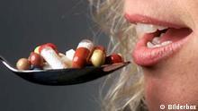 Pillen und Tablettenmissbrauch
