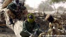 Rebellen in tschadische Hauptstadt N'Djamena eingerückt