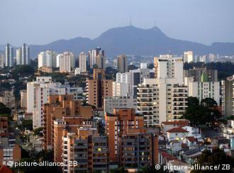 Blick auf Hochhäuser von Sao Paulo (Foto: dpa)