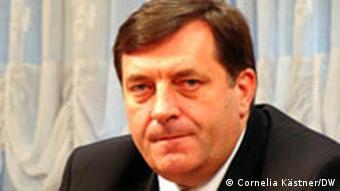 Premijer RS-a i predsjednik SNSD-a Milorad Dodik