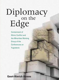 Diplomacy on the Edge, Geert Ahrens