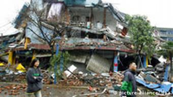 At least 68,000 people were killed when an earthquake hit Sichuan May 13 2008