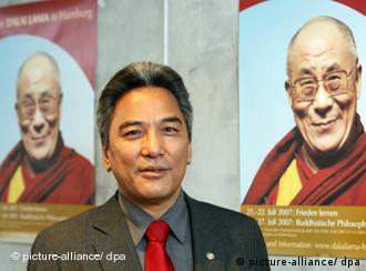 格桑坚赞 (Kelsang Gyaltsen)