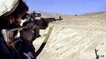 Afghanistan Nord-Allianz greift an