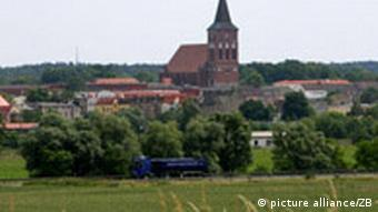 Stadtansicht Pasewalk in Mecklenburg-Vorpommern, aufgenommen am 24.06.2006. Foto: Patrick Pleul +++(c) dpa - Report+++