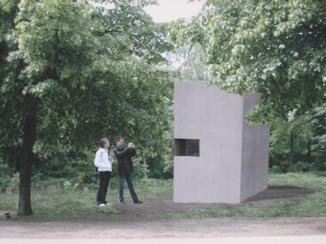 El monumento diseñado por Elmgreen y Dragset.