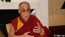Pressekonferenz von dem Dalai Lama mit den chinesischen Journalisten in Berlin 2