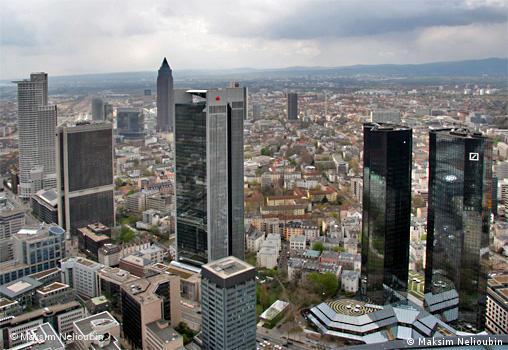 Momentaufnahmen Deutschland entdecken Frankfurt