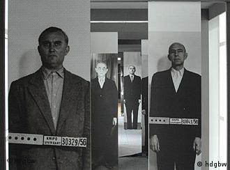 Die Moerder sind unter uns -- an exhibition on the Ulm Einsatzgruppenprozess in Stuttgart