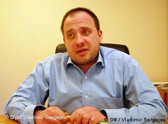 Директор НИИ социальных систем Дмитрий Бадовский