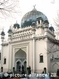 Die älteste deutsche Moschee in Berlin-Wilmersdorf aus den 1920er Jahren